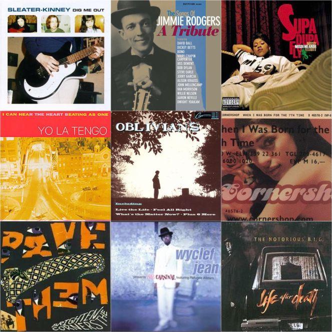 1997 Albums (2)